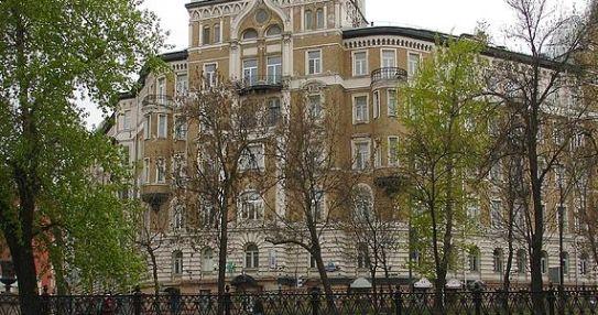 Здания страхового общества «Россия»