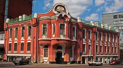 Жилой дом Абрикосовых