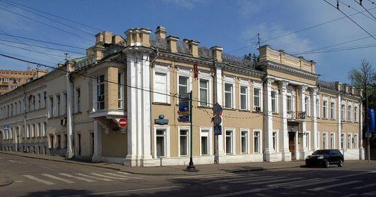 Дом генерала Орлова