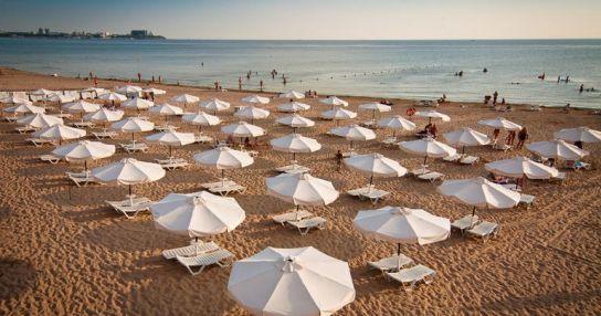 Ривьера. Пляж