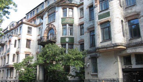 Дом Хренова