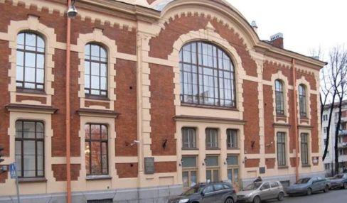 Народный дом графини Паниной