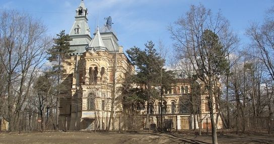 Заброшенная усадьба «Дача Чернова»