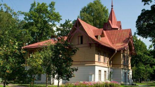 Дом М.К. Кугушевой