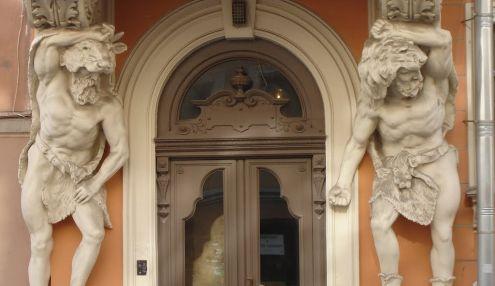 Доходный дом С.Ф. Англареса