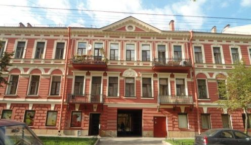 Доходный дом Погодина