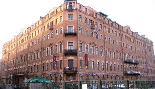 Дом Зверкова