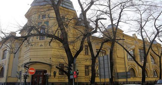 Здание гостиницы и ресторана «Эльдорадо»