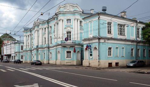 Дом Апраксиных — Трубецких