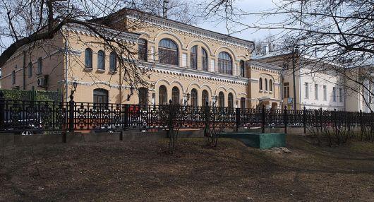 Здание московской удельной конторы