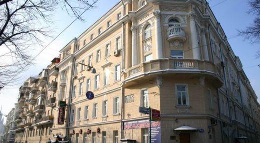 Доходный дом Ю. Крестовниковой