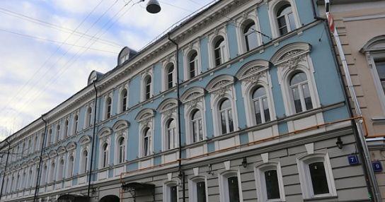 Доходный дом Копейкиных — Серебряковых