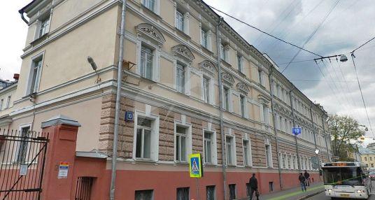 Частная женская гимназия В.Н. фон Дервиз