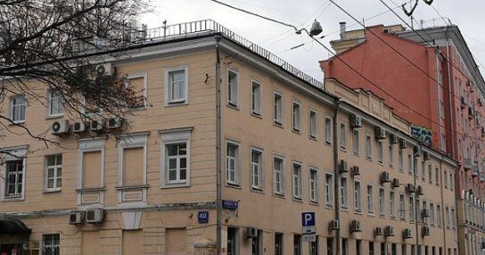 Старый Московский почтамт