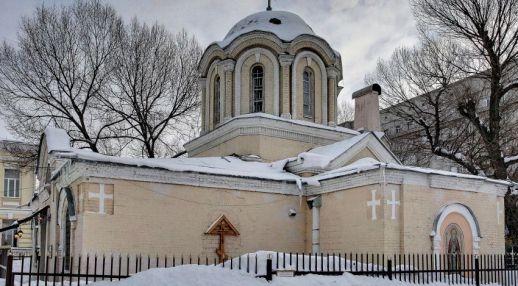 Церковь Димитрия Прилуцкого на Девичьем поле