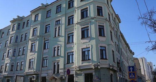 Бывший доходный дом Я. Климова