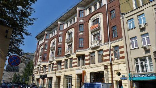 Доходный дом Московского товарищества ссуды под заклад