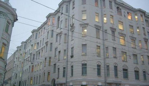Доходный дом М. Малышева