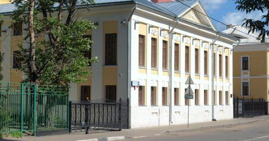 Жилой дом А. Майкова