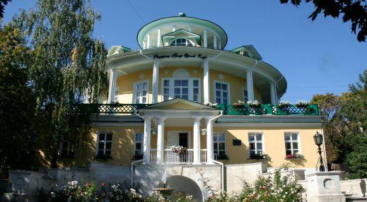 Загородный дом графа А. Орлова