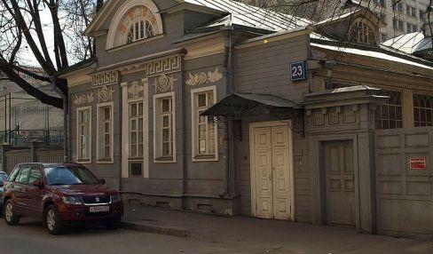 Дом Г. Палибина