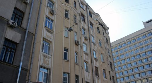 Доходный дом И. Борисова