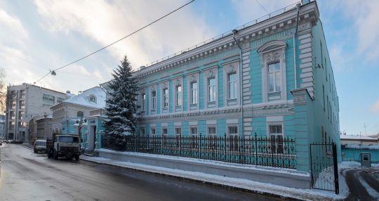 Особняк Н.А. Алексеева