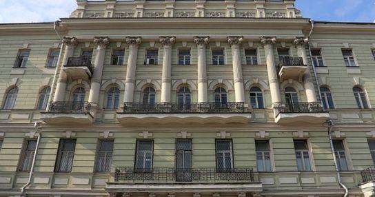 Доходный дом купца С. Егорова