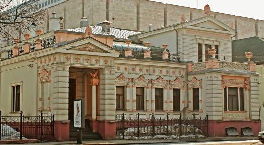 Дом А.П. Богданова