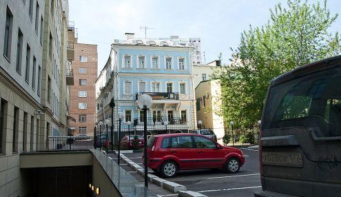 Доходный дом И.А. Коровкина