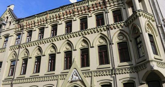 Доходный дом К. Лазарева