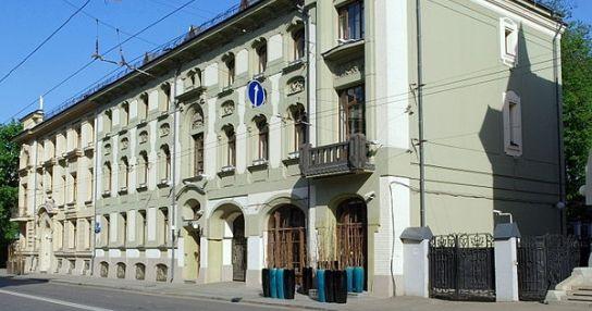 Доходный дом архитектора Л. Кекушева