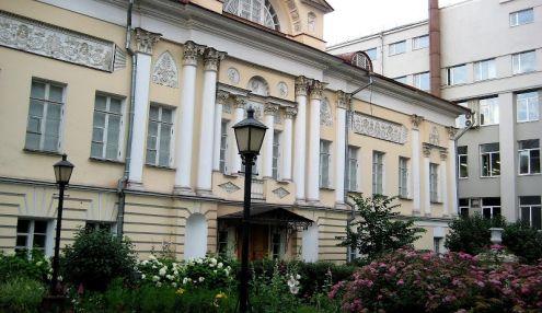 Дом А. Трубецкой-Бове