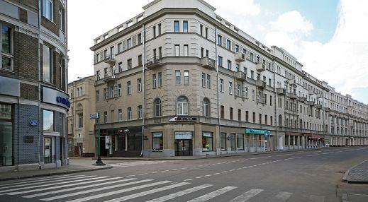 Доходный дом Сытовых