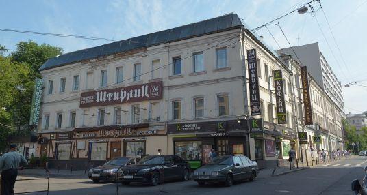Дом Веденеева