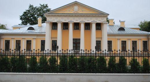 Усадьба А.Н. Соймонова