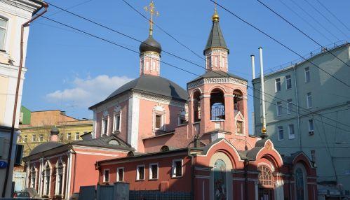 Храм Великомученика Георгия Победоносца в Старых Лучниках