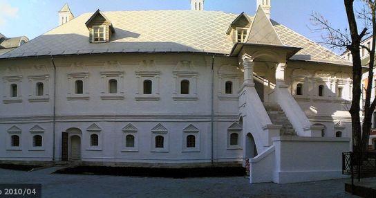 Палаты Тверского подворья