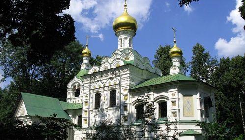 Церковь Троицы Живоначальной при детской городской клинической больнице Святого Владимира