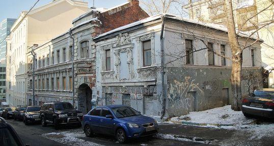 Дом Петра Сысоева