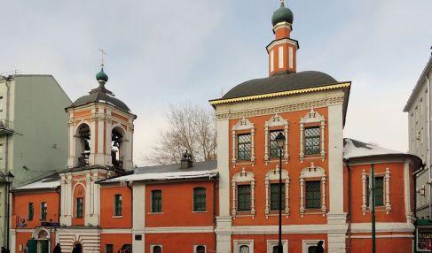 Церковь Николая Чудотворца в Клённиках
