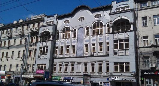 Доходный дом Ф.В. Езерского