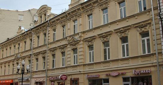 Доходный дом С.П. Павлова