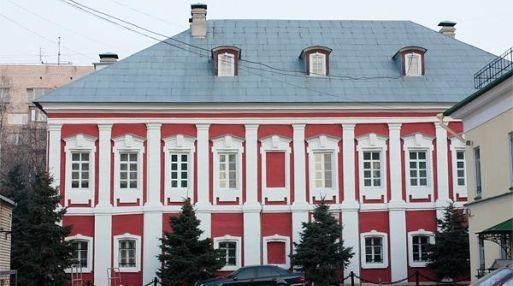 Палаты Яньковых