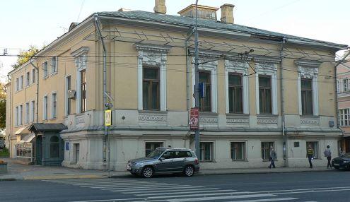 Дом Л.И. Долгова