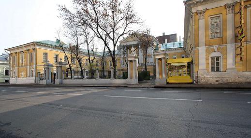 Усадьба Барышникова