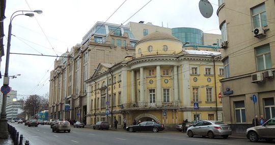 Дом Разумовского — Шереметева