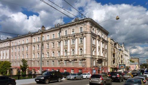 Дом правления Московско-Курской и Нижегородско-Муромской железных дорог