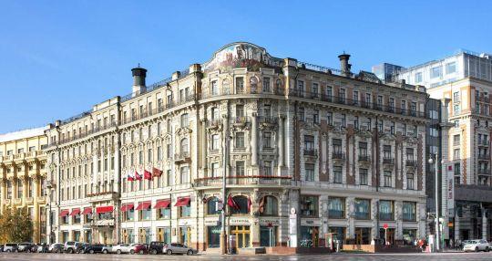 Здание гостиницы «Националь»