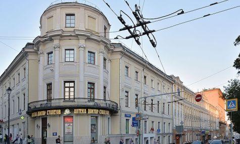 Дом В.П. Разумовской
